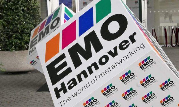 IoT in de productie hét thema op EMO 2019