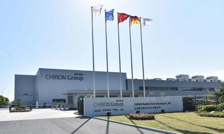 Chiron bouwt 3 machinemerken onder één dak