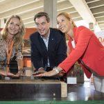 Hoffmann legt eerste steen voor LogisticCity