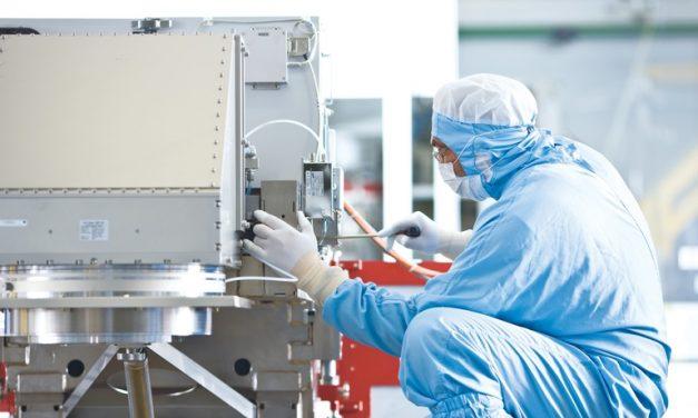 ASML voert druk op supply chain verder op