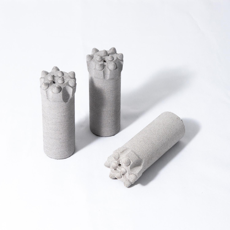 hardmetaal 3D printen