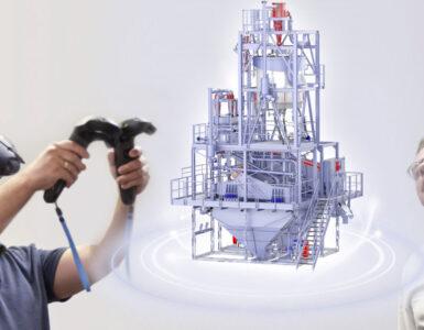 VR conferentie