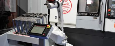 CNC-automatisering