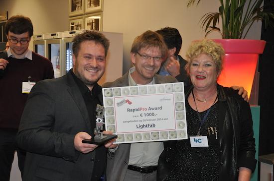 RapidPro Award 2014