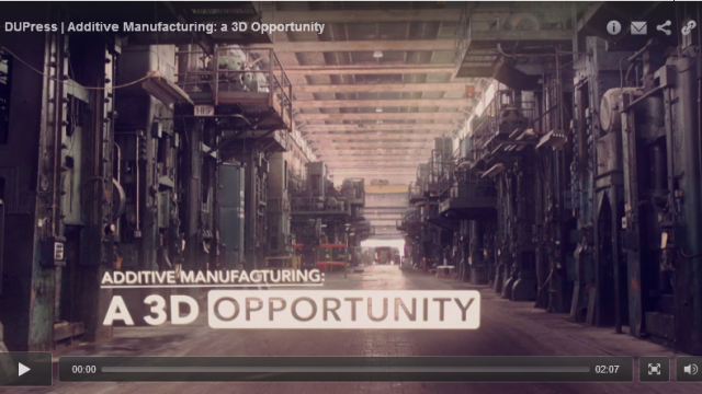 3D opportunity video