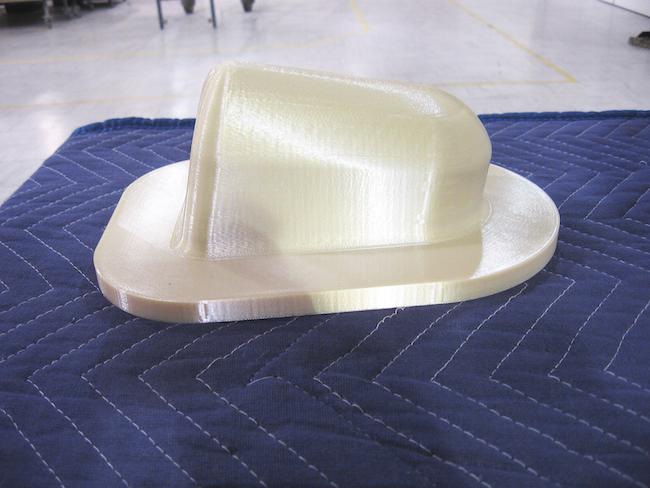 Het 3D geprinte gereedschap van Stratasys.
