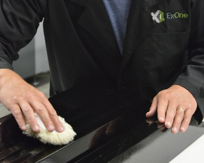 ExOne Water Wash-out