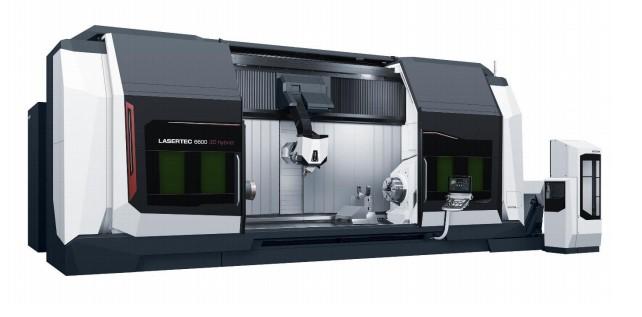 Lasertec 6600 3D hybrid