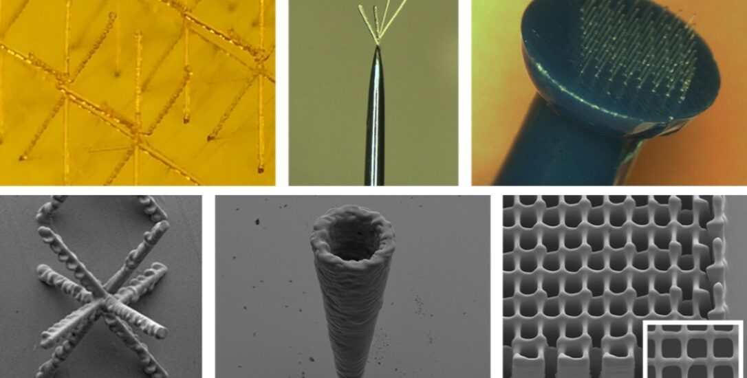 3D Micro-Printing