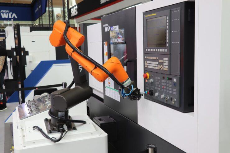 cobot automatisering